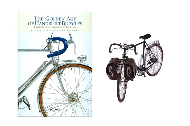 """The Golden Age of Handbuilt Bicycles 