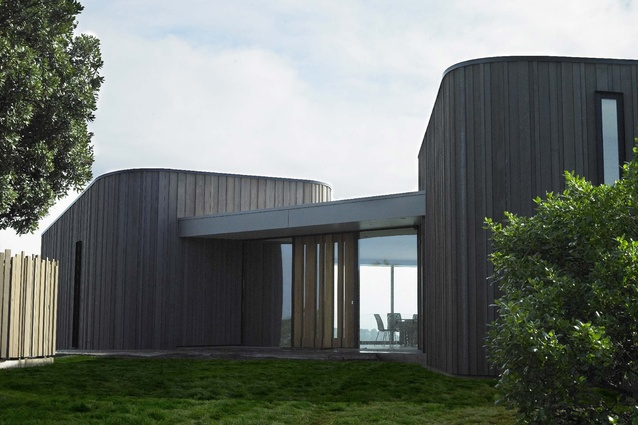 Headland House by Stevens Lawson Architects.