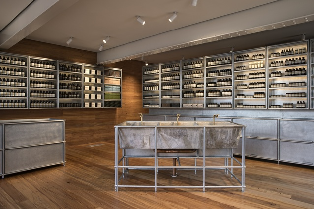 Winner: Retail Award – Aesop by Patterson Associates.