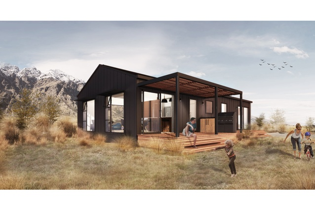 The Remarkables range for Genuis Homes: flexible and affordable factory-produced housing. Designed 2015.