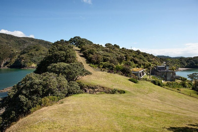 Housing category finalist: Rawhiti Bach, Northland by Studio of Pacific Architecture.