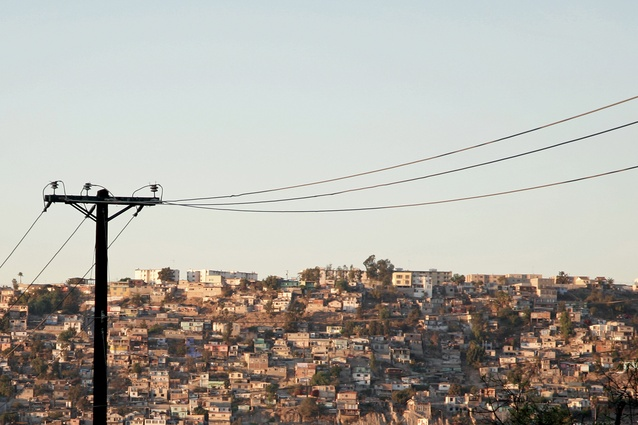 The slums of Tijuana can teach us about community and urban density, compared with car-centric sprawling cities.