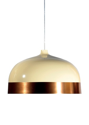 Design Junction: Innermost 'Glaze' pendant by Corinna Warm.