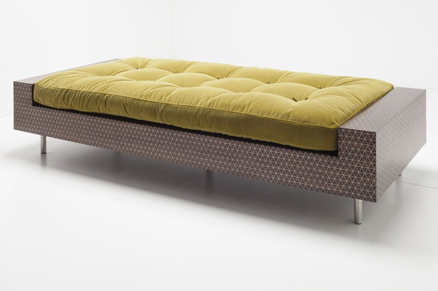 Diwan bench by Nada Debs | $14,300 from <a 