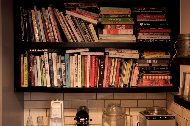 """We have a myriad of cookbooks from our years spent in hospitality. We have our favourites like Bill Granger, Ottolenghi and Moro. We both love simple, delicious food with lots of fresh flavours."""